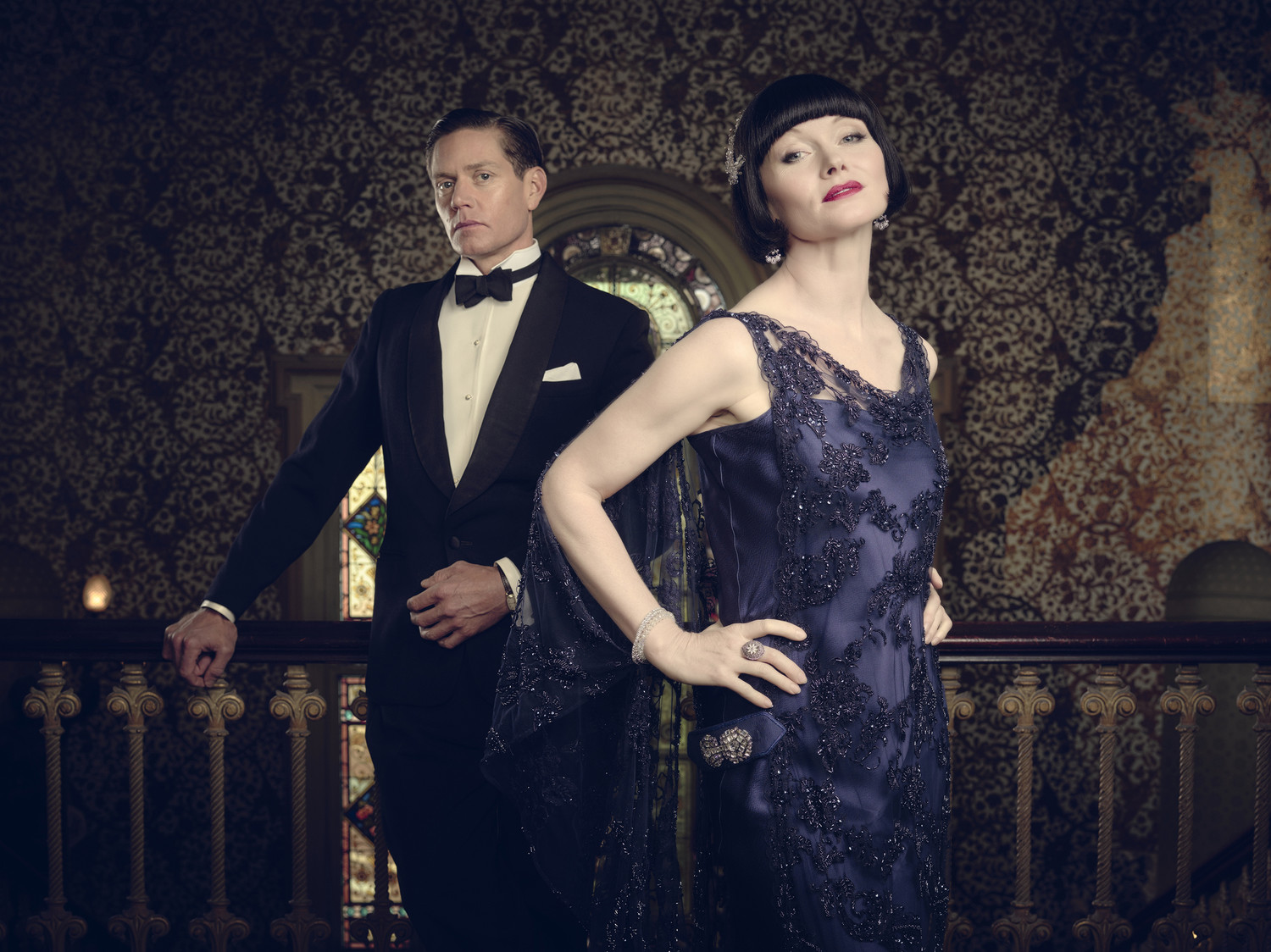 Miss Fisher Series  To Air On Abc Tv From Th May Every