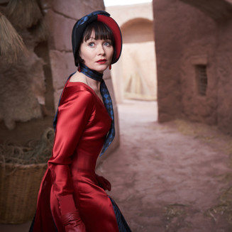 Miss Fisher Feature Film - First Look Photo Released