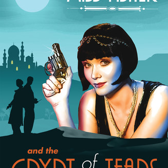 Miss Fisher Launches a Crowdfunding Campaign 1