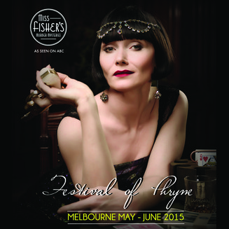 "Every Cloud presents the ""Festival of Phryne"""