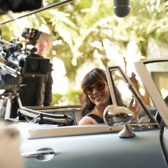 Ms Fisher's Modern Murder Mysteries Cinematographer Kathy Chambers receives Silver Award!