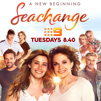 SEACHANGE LAUNCHES AS THE NUMBER ONE DRAMA IN AUSTRALIA